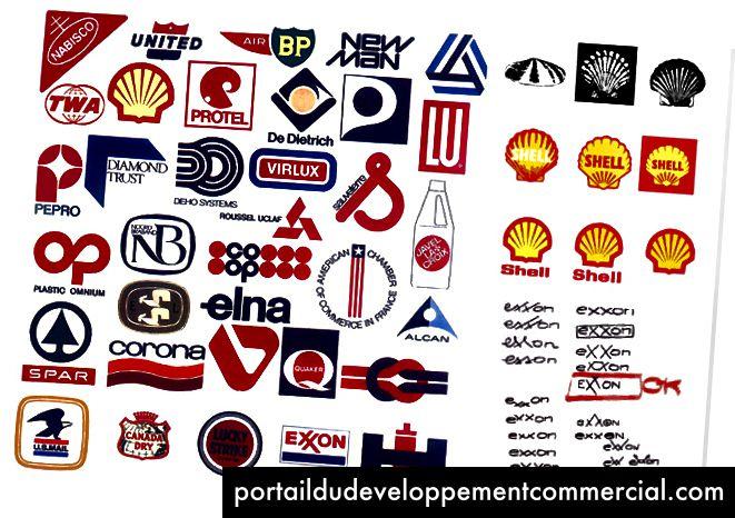 Quelques logos de Raymond