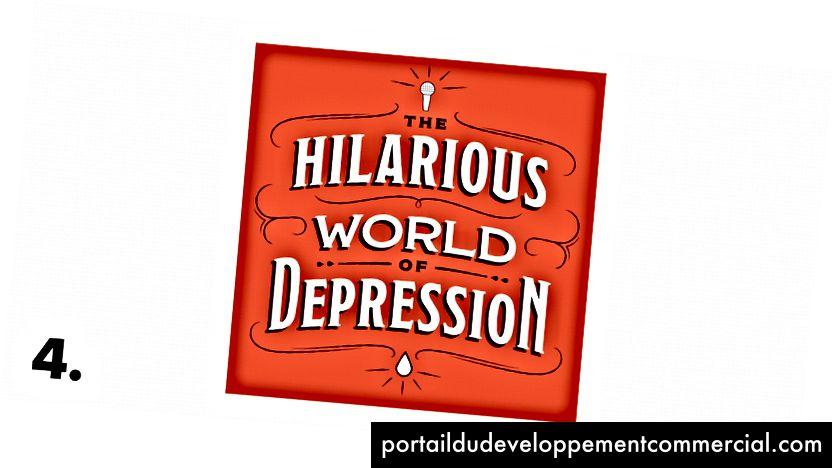 Le monde hilarant de la dépression