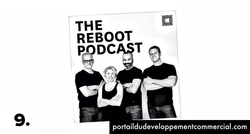 Le podcast de redémarrage