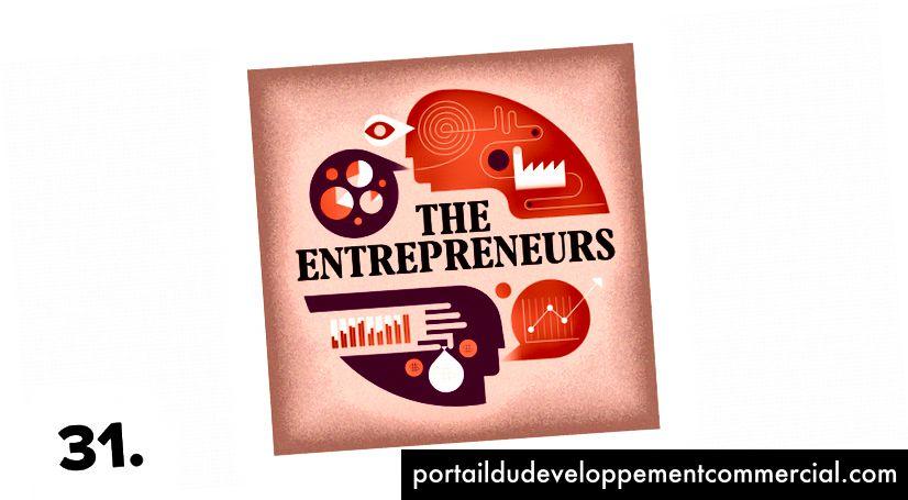 Monocle 24: les entrepreneurs
