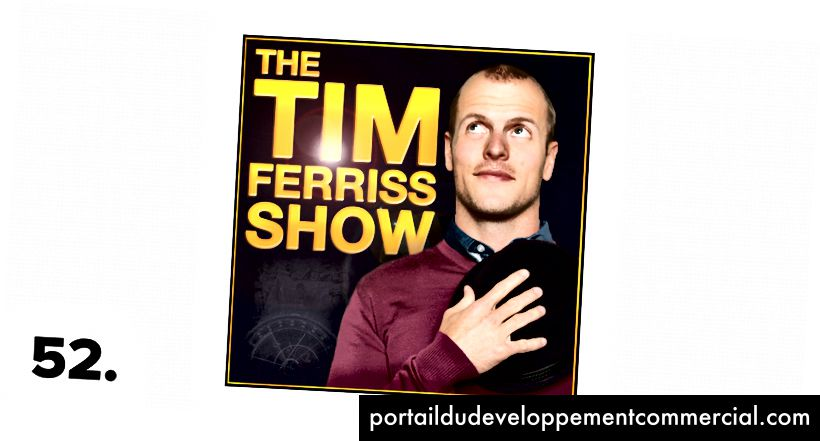 Le spectacle de Tim Ferriss