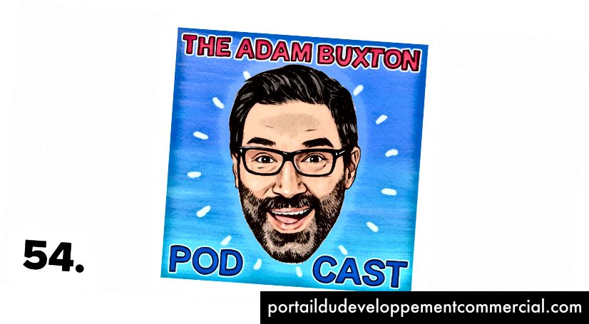 Le podcast d'Adam Buxton