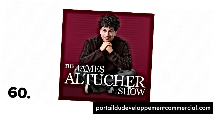 Le spectacle de James Altucher
