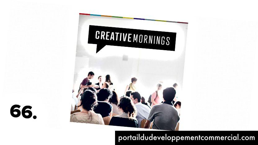Podcast des matinées créatives