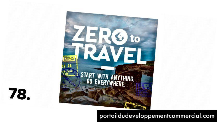 Zéro pour voyager