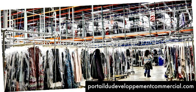 Louez le «Dream Fulfillment Center» de 200 000 pieds carrés à Secaucus, dans le New Jersey