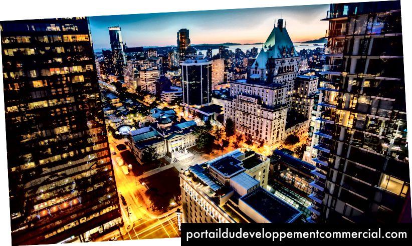 Vancouver, B.C. (Istockphoto)