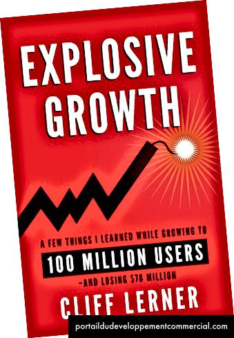 Livre de croissance explosive