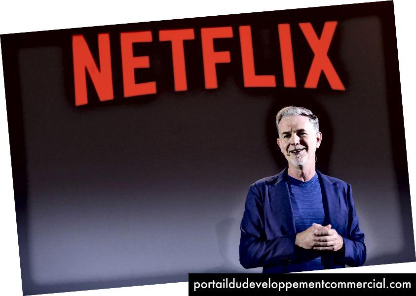 Photo d'Ernesto S. Ruscio / Getty Images pour Netflix.