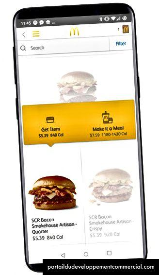 Mnogo je lakše prodati / križati prodaju kada vaša aplikacija to učini automatski.