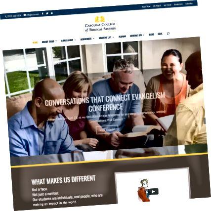 クリックしてCCBSが教育Webサイトをどのように改善したかを確認してください!