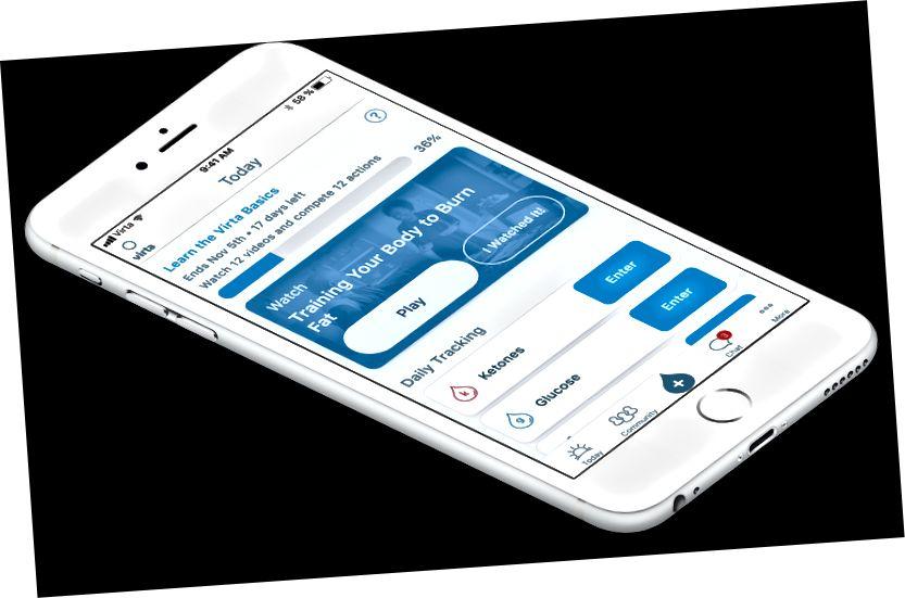 Virta Health bietet Videos zur Patientenaufklärung auf ihrer innovativen Homepage. virtahealth.com