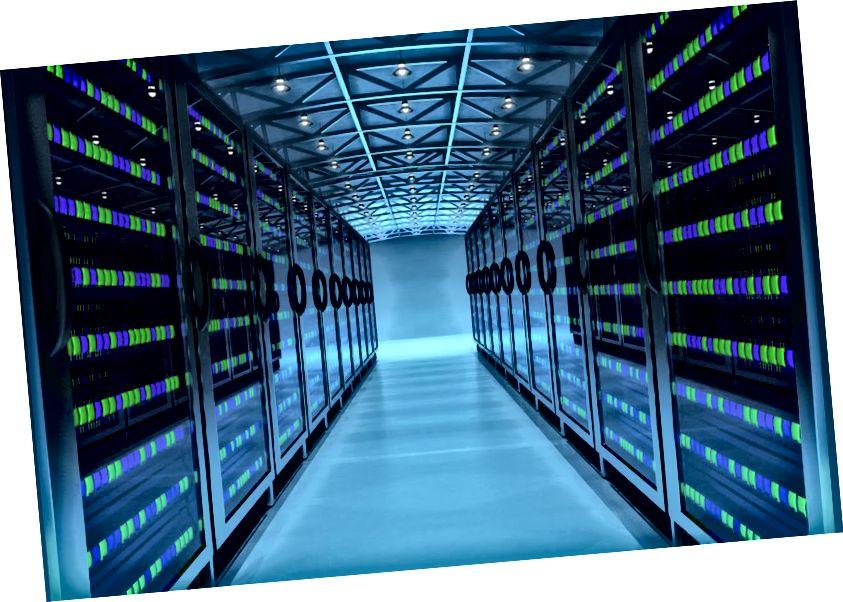Implementierung von Technologie in der Infrastruktur