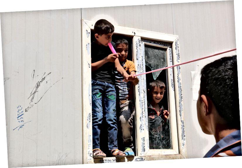 Foto: Petr Stefan, Menschen in Not