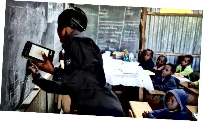 Школе у Кенији у америчкој компанији