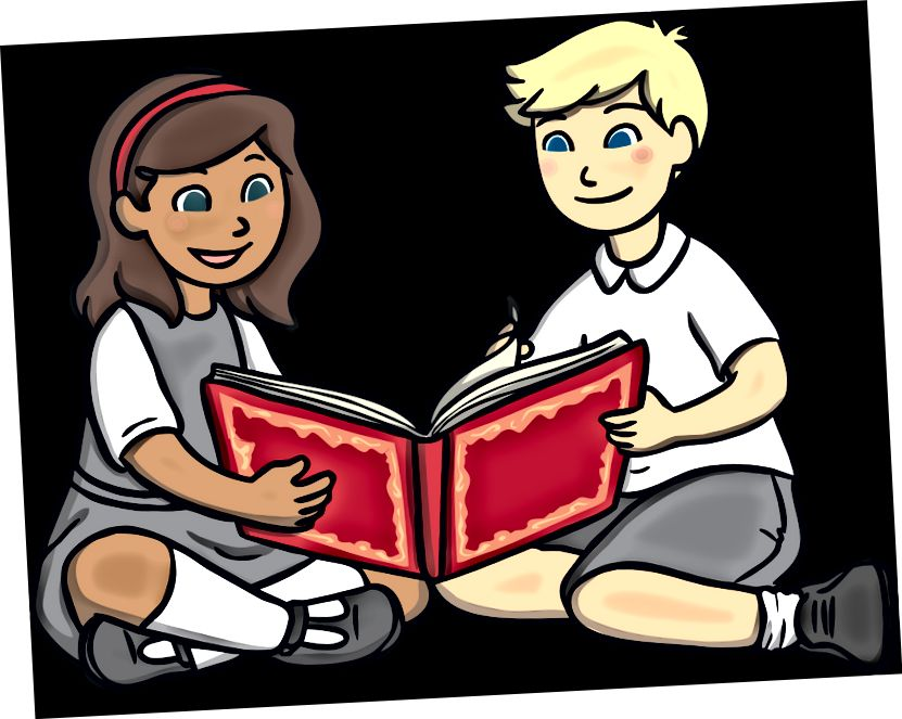 Twinkl Educational Publishing's ressourceillustrationer er inkluderende og repræsentative