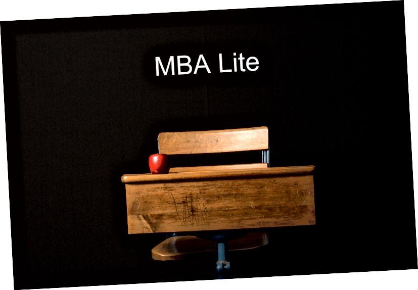 MBA ASAP ist ein Konzept, um die 20% zu unterrichten, die 80% der Ergebnisse für Unternehmen liefern