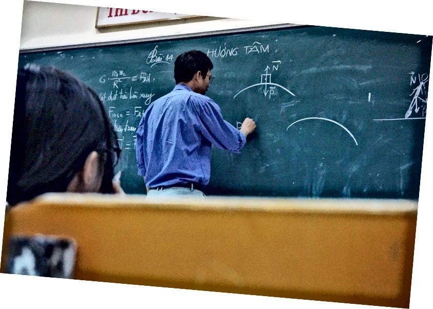 Professionel undervisning i Beijing Kina