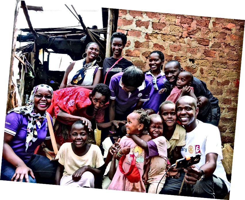 Shubey Nantege — Go Go Africa、Digital Stories of Change