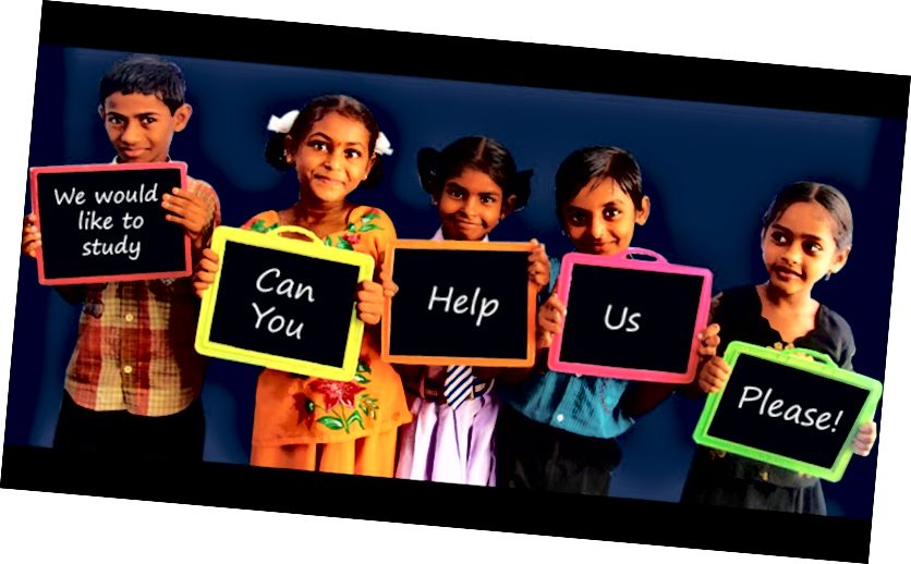 NGO perlu mengubah naratif mereka untuk mempersiapkan anak-anak untuk masa depan