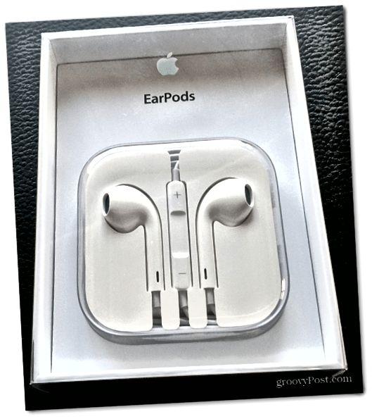 Κουτί EarPods