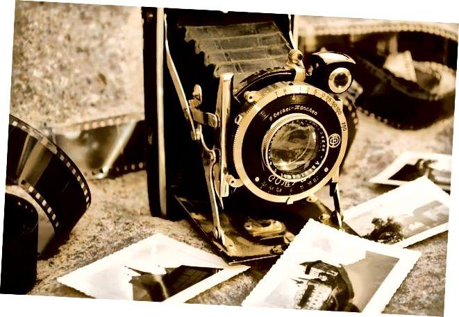 παλιά κάμερα