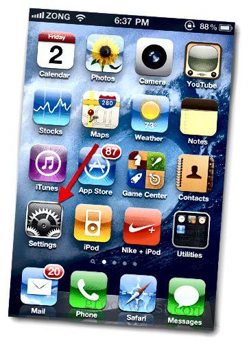 In-App 1-i deaktiv edin