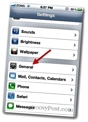 In-App 2-i deaktiv edin