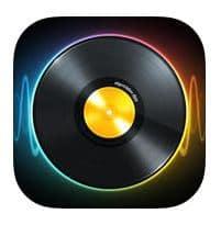 εφαρμογή djay 2 για Apple iPhone και iPad