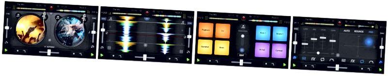 djay 2 για Apple iPhone Screenshots