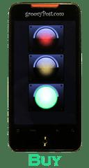 Telefon Ampel Grün