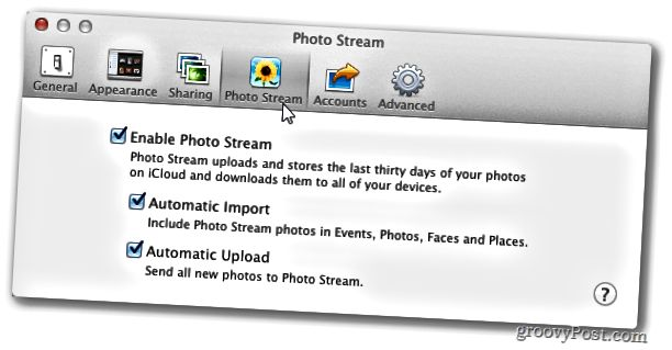 Foto-Stream