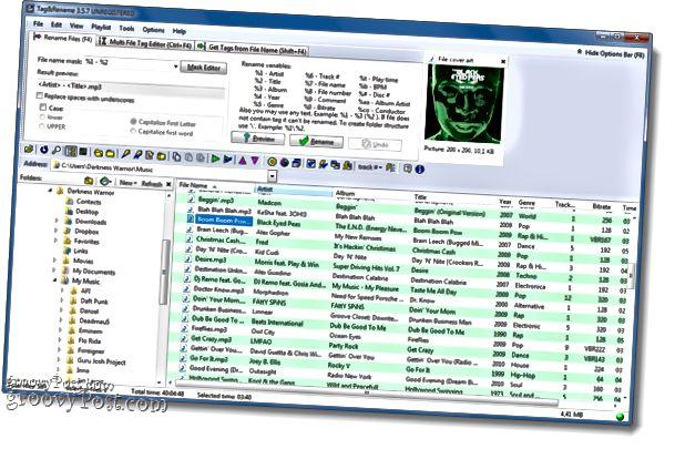 tag & id id3 tag editor