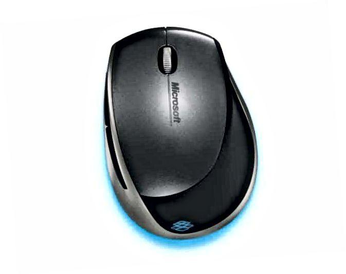 Myš Microsoft Explorer