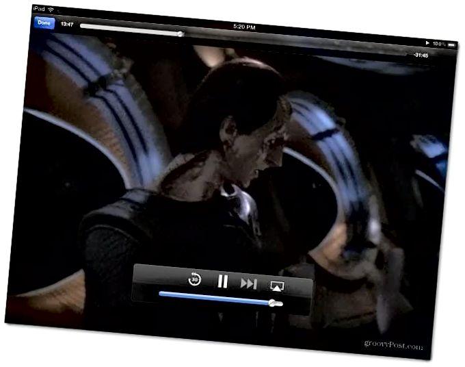 Star Trek DS9 iPad