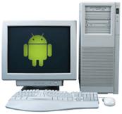 Miten testata Android-tietokonetta tietokoneellasi (kuvake)