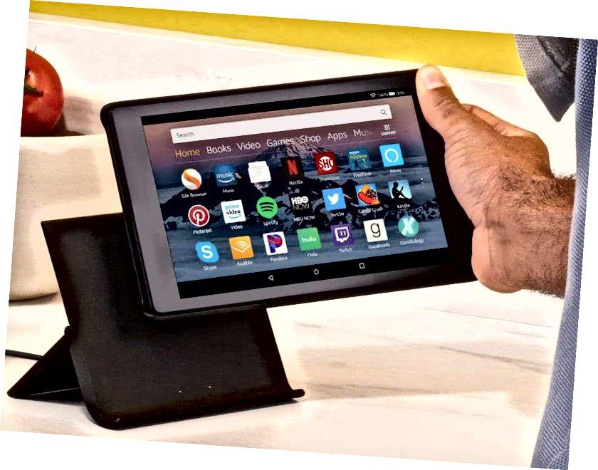 Nabíjecí dokovací stanice Fire HD Tablet Show Mode