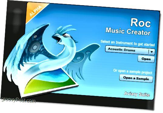 Roc Musik und Beat Generator