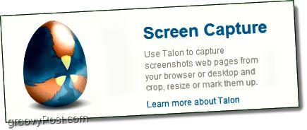 Talon ist ein Browser-Add-On für Screenshots