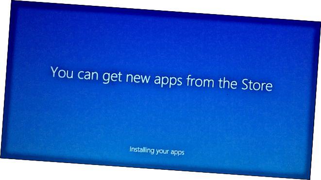 Şəkillər Windows 10-u qurun