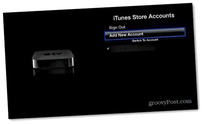 iTunes Store-Konten