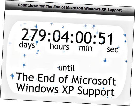 Windows XP -tukilaskenta
