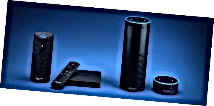 Zařízení Amazon Alexa