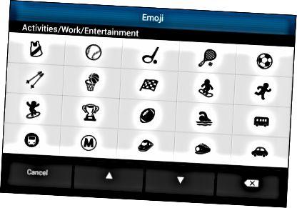 Emoji-klávesnice-aktivity