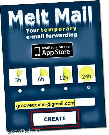 Einweg-E-Mail-Proxy-Adresse zum Schutz Ihrer Privatsphäre