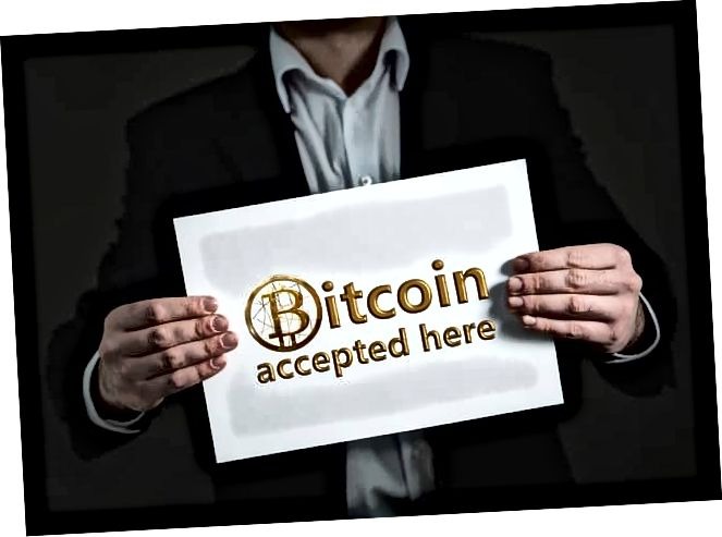 bitcoin prihvaćen