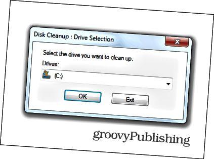 windows 7 yeniləmə köhnə faylları silin disk təmizlənməsi sistemi sürücüsü