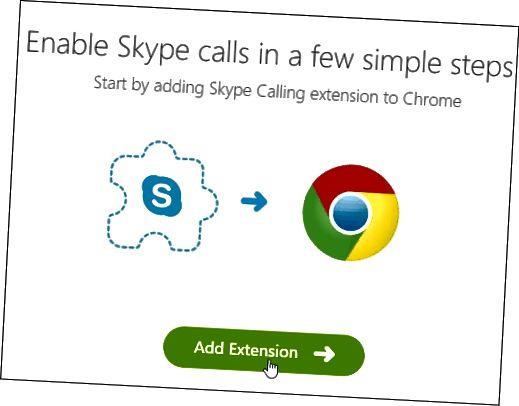 Skype genişlənməsi