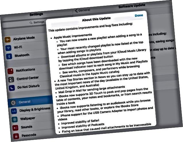 iPad iOS 9-2