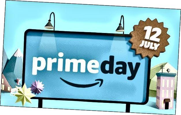 Amazonin pääpäivä